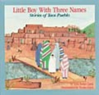 CHBK Ann Nolan Clark: Little Boy With Three Names SALE