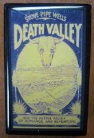 ZSold Lucy Lu Designs Slide Box Mint: California Death Valley SOLd
