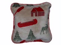 Denali® Rustic Collection: Moose Camp Pillow