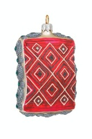 Artistry of Poland Ornament: Southwest Navajo Chief Blanket