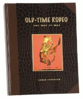 ZSold BK Lorin Sorensen: Old Time Rodeo SOLD