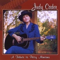 ZSold CD Judy Coder: A Tribute to Patsy Montana  SCVTV Concert Series SOLD