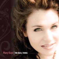 ZSold CD Mary Kaye: The Real Thing Radio, SCVTV Concert Series SOLD