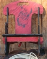 Cowboy Brand Furniture: Rocker Puzzle Pendleton Round-Up