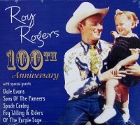 Zsold CD Roy Rogers: Roy Rogers 100th Anniversary SOLD