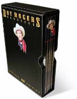 ZSold DVD Singing Cowboy Roy Rogers: Classics 4 DVD Set SOLD