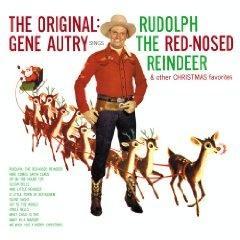 CD Gene Autry: Rudolph the Red-Nosed Reindeer