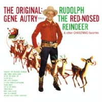 CD Gene Autry: Rudolph the Red-Nosed Reindeer Radio Guest