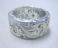 Silver King: King Ring Special Order
