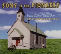 ZSold CD Sons of the Pioneers: How Great Thou Art SOLD