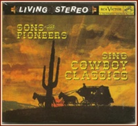 CD Sons of the Pioneers: Sing Cowboy Classics Back Ordered