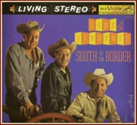 ZSold CD Sons of the Pioneers: South Of The Border SOLD