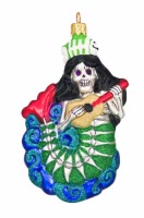 ZSold Artistry of Poland Ornament: Day of the Dead - La Sirena SOLD OUT