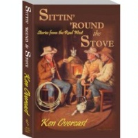 ZSold BKFCT Ken Overcast: Sittin' Round the Stove SIGNED SOLD