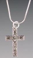 SALE Praying Collection: Cross Southwest on Chain 18 Inch SALE