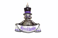 ZSold Artistry of Poland Ornament: Day of the Dead- Spooktacular SOLD