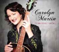 A CD Carolyn Martin: Tennessee Local, 2015 Radio Guest, 2012 SCVTV Concert Series