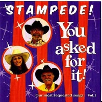 SALE CD Terri Taylor Stampede!: You Asked For It! Radio Guest, SCVTV Concert Series SALE