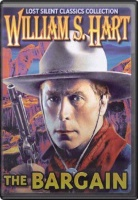 ZSold DVD Silent William S. Hart: The Bargain SOLD