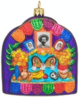 ZSold Artistry of Poland Ornament: Day of the Dead -  The Offering SOLD