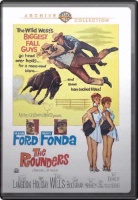 A DVD Glenn Ford: The Rounders