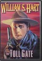ZSold DVD Silent William S. Hart: The Toll Gate SOLD