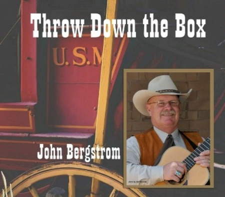 A CD John Bergstrom: Throw Down the Box, Radio Guest, SCVTV OutWest Concert