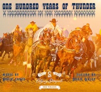 A CD Doris Daley and Bruce Innes Poetry and Song: 100 Years of Thunder, Radio Guest