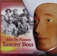 SALE CD Tommy Doss: After The Pioneers SALE