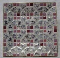 Evie Cook Trinket Tray: Square 8in x 8in SOLD