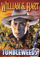 ZSold DVD Silent William S. Hart: Tumbleweeds SOLD