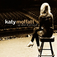 CD Katy Moffatt: Up Close and Personal SCVTV Concert  Series