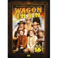 ZSold DVD TV Series Denny Miller: Wagon Train: Complete Color Season SOLD