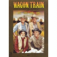 ZSold DVD TV Series Denny Miller: Wagon Train: Going West SIGNED SOLD
