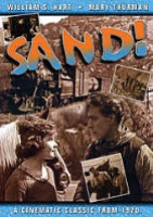 DVD Silent William S. Hart: Sand! SALE
