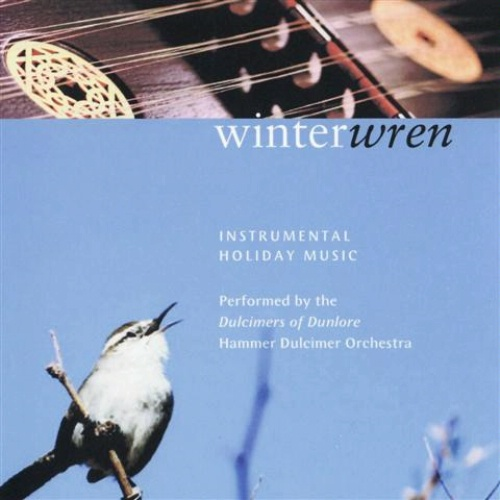 SALE CD Dulcimers of Dunlore: Winter Wren SALE