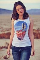 Original Cowgirl Clothing: Tank Free Yourself Cactus S-2XL