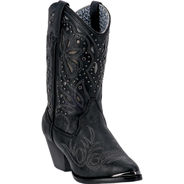 Ladies' Dan Post Boots Dingo: Fashion Annabelle Black