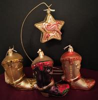Artistry of Poland Ornament: Western Cowboy Collection DEAL