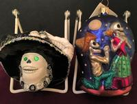 ZSold Artistry of Poland Ornament: Day of the Dead Set DEAL SOLD