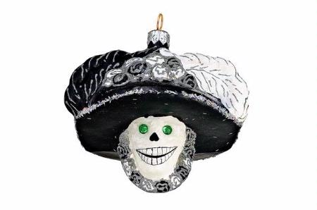Artistry of Poland Ornament: Day of the Dead - Katrina DEAL