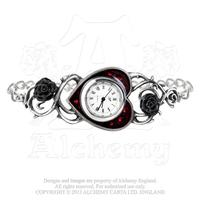Alchemy Timepiece Gothic: Watch Bed of Blood Roses