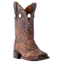 Men's Dan Post Boots Cowboy Certified: Bison Badlands Tan