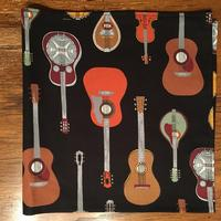 Rockmount Ranch Wear Accessory: Bandana Guitars
