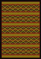 American Dakota Rug: Voices & New Enchota Collection Basket Weave 5x8 Drop Ship