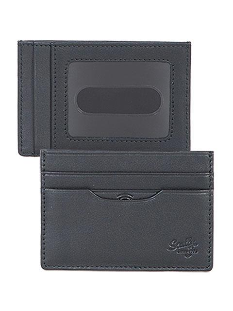 Scully Leather Accessory: A RFID Credit Card Case Black