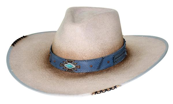 Bullhide Hats: Fashion Felt Messed Up Silverbelly