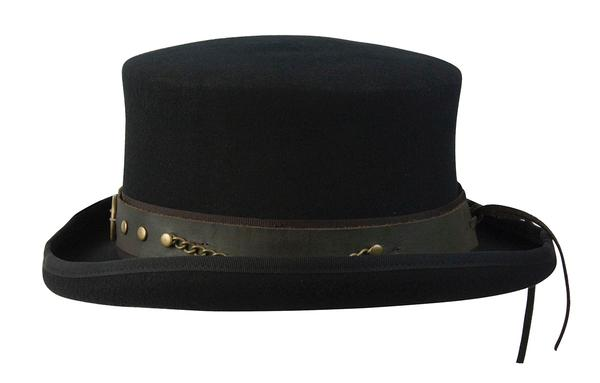 Conner Handmade Hats Victorian And Old West Hat Steampunk