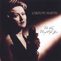 CD Carolyn Martin: The Very Thought of You SCVTV Concert Series