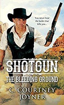 BKFCT C. Courtney Joyner: Shotgun The Bleeding Ground, Radio Guest, Special Order